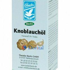 Backs Backs Knoblauchöl 250 ml