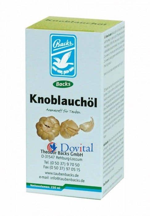 Backs Backs Knoblauchöl 250 mlnbspBacks Backs Knoblauchöl 250 ml