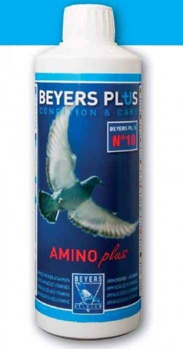 Beyers AMINO Plus aminozuren en vitaminen 400 ml