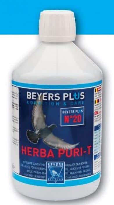 Beyers Beyers Herba Puri-T 500ml