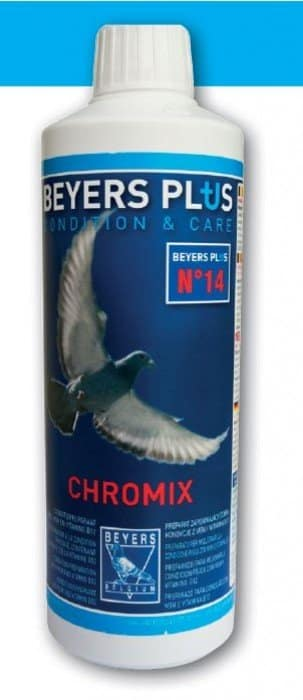 Beyers CHROMIX mineralen en oligo-elementen
