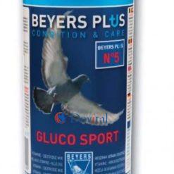 Beyers GLUCO SPORT vitaminen- en dextrosemix 400 gr