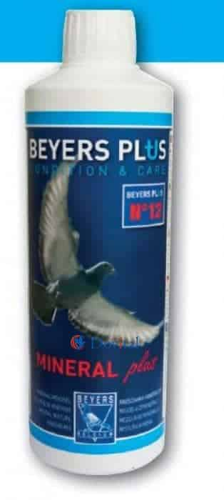 Beyers MINERAL Plus extra mineralen 400ml
