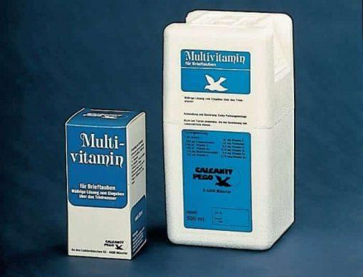 Calcanit-Pego Multiform® Multivitamine 250ml