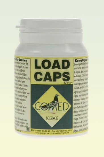 Comed Load Caps 60st.
