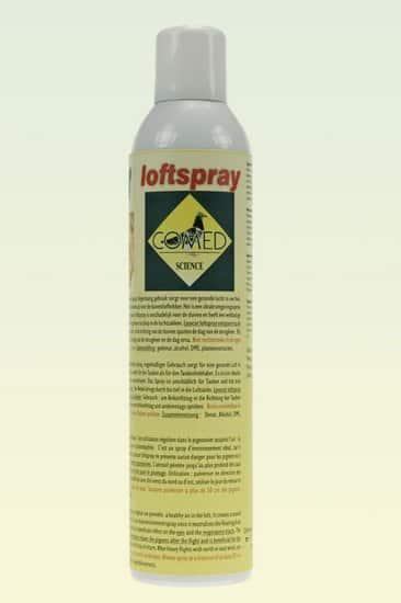 Comed Lysocur loftspray 400ml