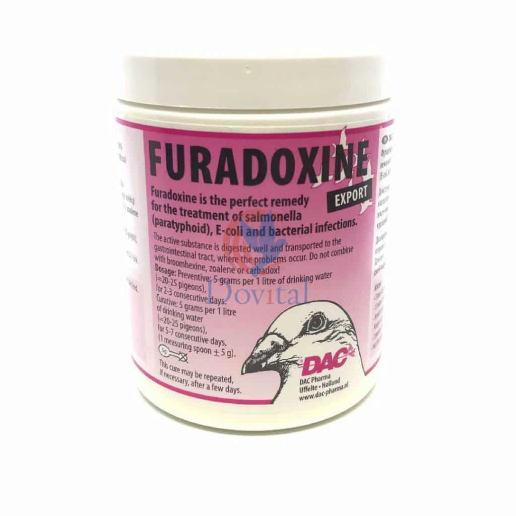Dac Pharma Furadoxin (Paratyphoide, E-coli