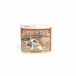 Dac Pharma Ornitabs (Ornithosis Tabletten)
