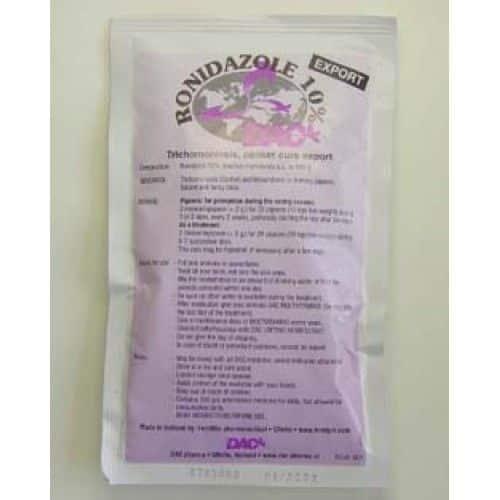 Dac Pharma Ronidazole 10% (trichomonades