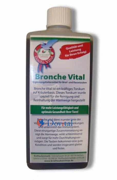 Dovita Vital Bronche-Vital 500ml