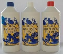 Duo-Kruiden Jan Smit Duo-Kruiden-Elixer wit basis 1 ltr