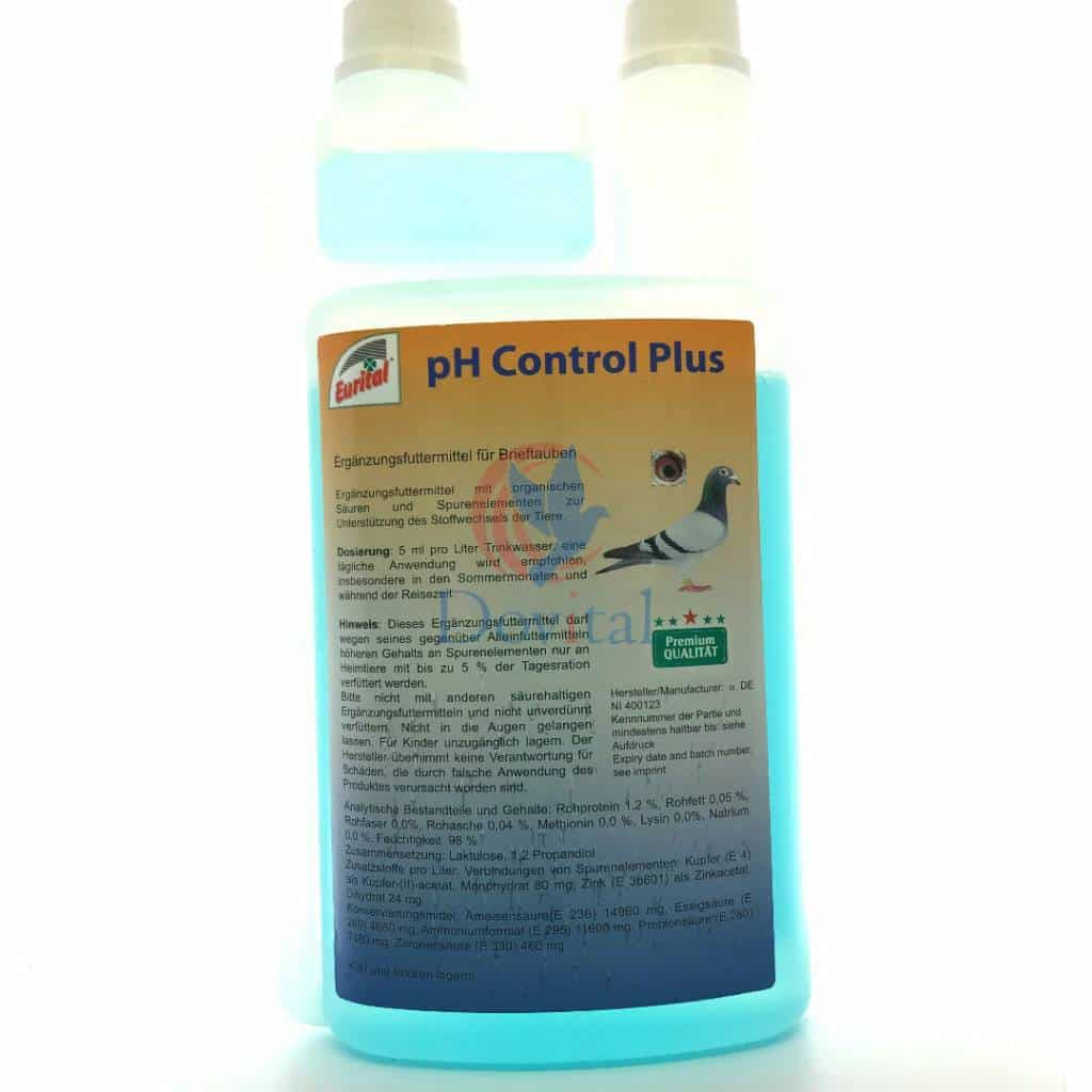 Eurital pH Controle 1000 ml