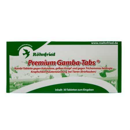 Gamba-Tabs 30 Stück
