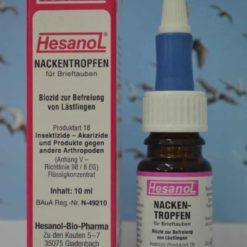 Hesanol Neck drops 10 ml
