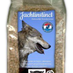 Jachtinstinct Hondenbrokken Zalm Graanvrij Geperst 10 kg