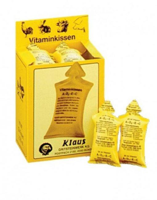 Klaus KLAUS Vitamine A pillow-D3-E 1 x 20ml