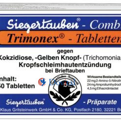 Klaus Trimonex® Tabletten