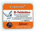 Klaus Vitamultin® B complex tablet 100pieces