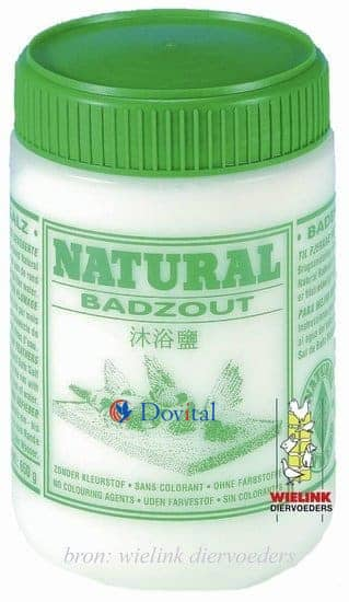 Natural Badzout (650gr)