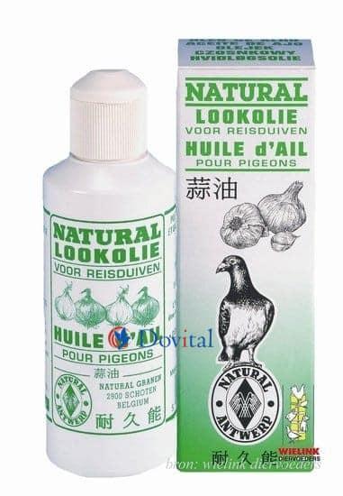 Natural Lookolie  (150ml)