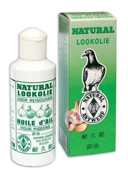Natural Lookolie 450ml Natural