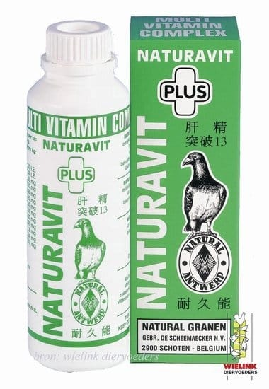 Natural Naturavit Plus (500ml)