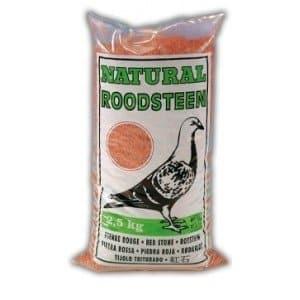 Natural Roodsteen (3 kg)