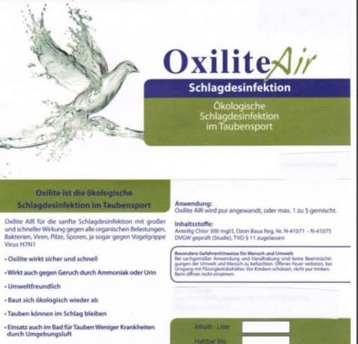 OXILITE PLUS Oxilite AIR
