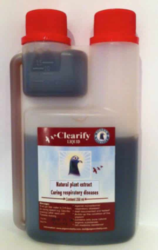 PIGEON VITALITY Clearify 250ml