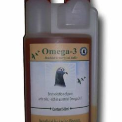 PIGEON VITALITY Pigeon Vitality Omega-3 Olie 500ml