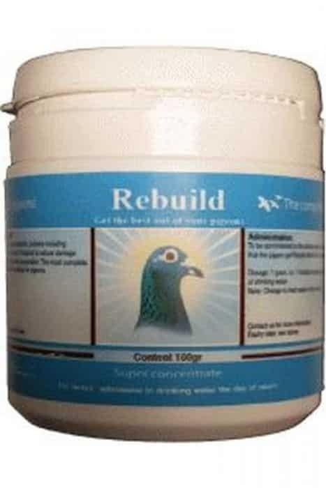 PIGEON VITALITY Rebuild Powder 100gram