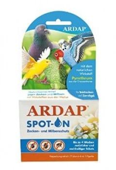 Quiko Ardap Spot-On 2 Duiven Één 4 ml