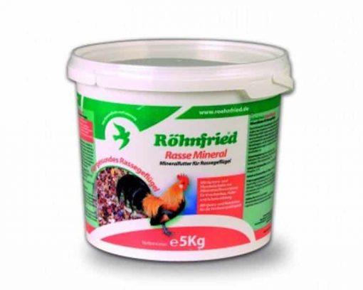 Röhnfried Rassen mineraal voor Fowl 5kg