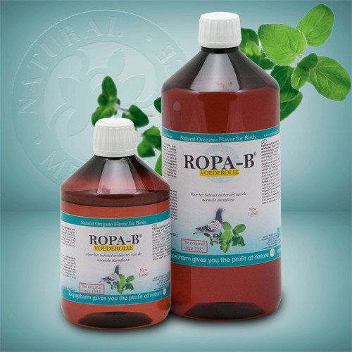 Ropa-B ROPA-B VOEDEROLIE 1000ml