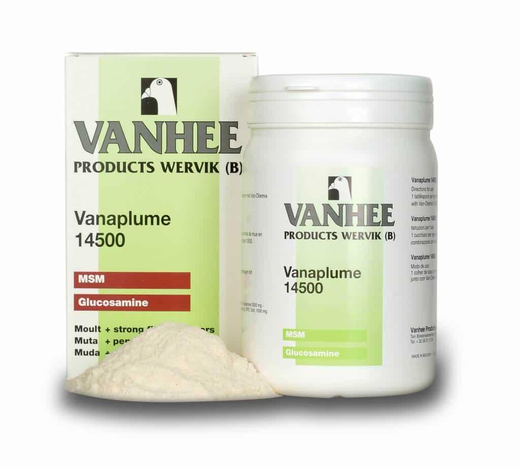 Vanhee Vanaplume 14500 500 gr