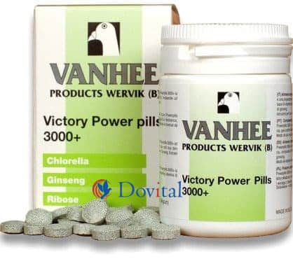 Vanhee Victory Power Pills 3000+ 150 Tab.