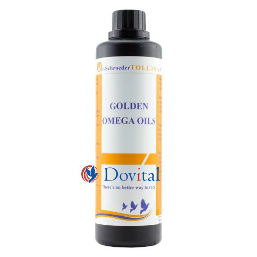 Vet-Schroeder + Tollisan Golden Omega Oils 500 ml