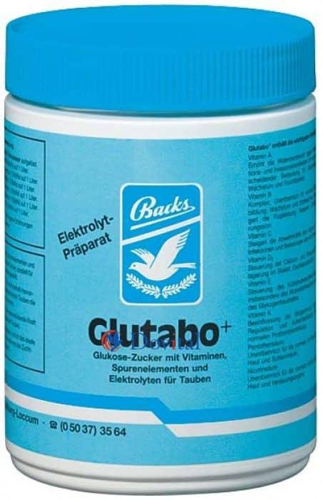 Backs Backs Glutabo met Elektrolyten 500 g