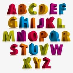 Categorieën op alfabet