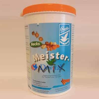 Backs Meister Mix 1000gnbspBacks Meister Mix 1000g