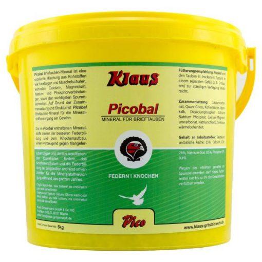 Picobal duivenmineraal 5kg