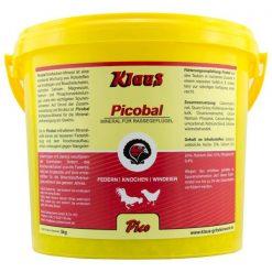 Picobal mineraal voor vogels en pluimvee 5kg