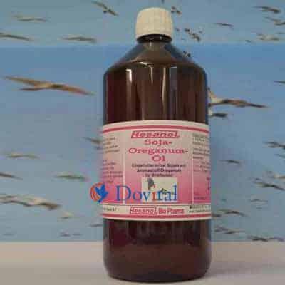 Soja-Oreganum-olie 1000ml