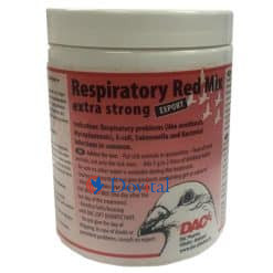 Respiratory Red Mix extra sterk