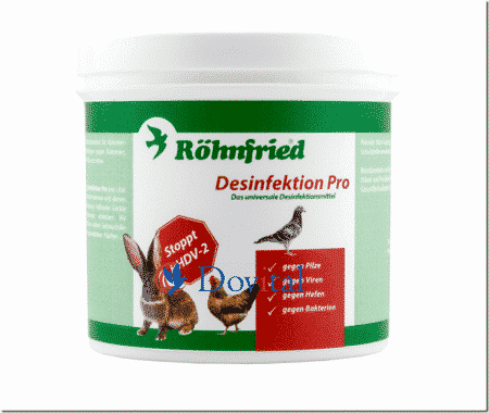 Rhönfried Desinfektion Pro 150g
