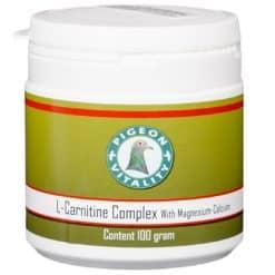 L-Carnitine- Magnesium- Calcium Complex