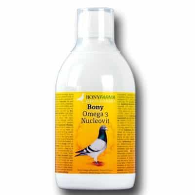 Bony Omega 3 Nucleovit - 500 ml