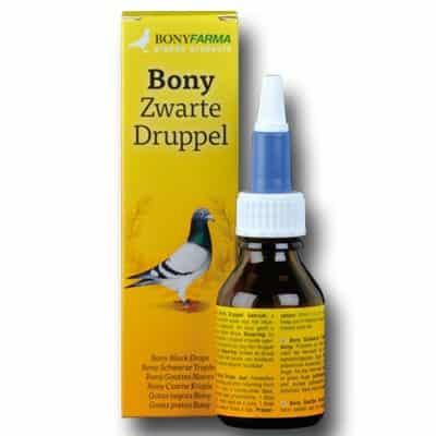 Bony Zwarte Druppel - 20 ml - kopie