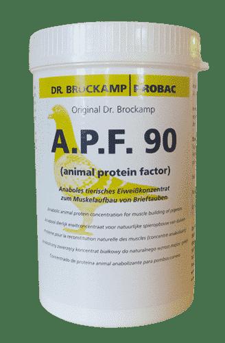 nbspDr Brockamp Probac Eiweis APF 90 500 gr