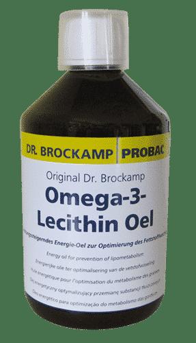 Dr Brockamp Probac Omega3 Lecethin Oel 500mlnbspDr Brockamp Probac Omega3 Lecethin Oel 500ml